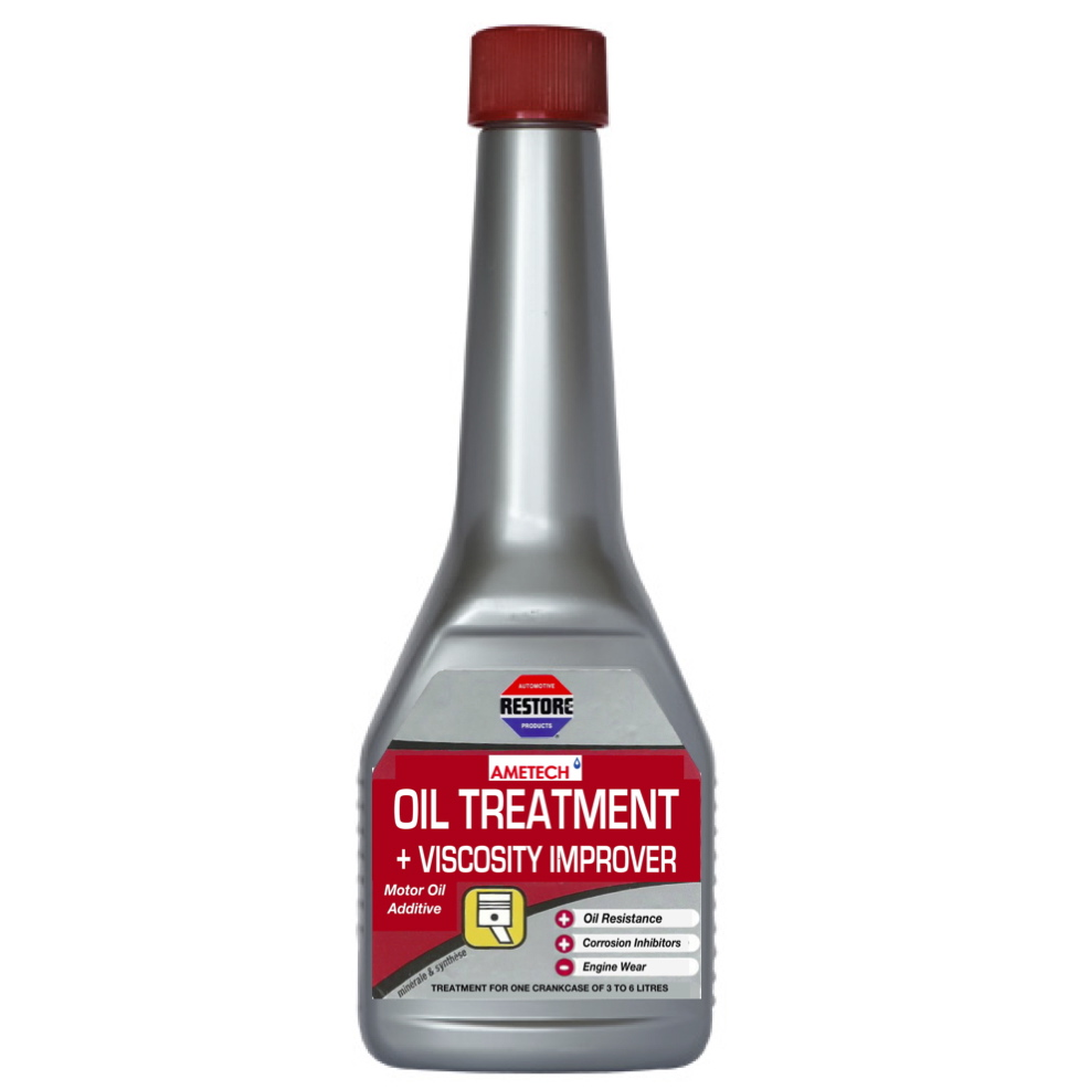 Ametech Restore Oil Treatment And Viscosity Improver 250ml
