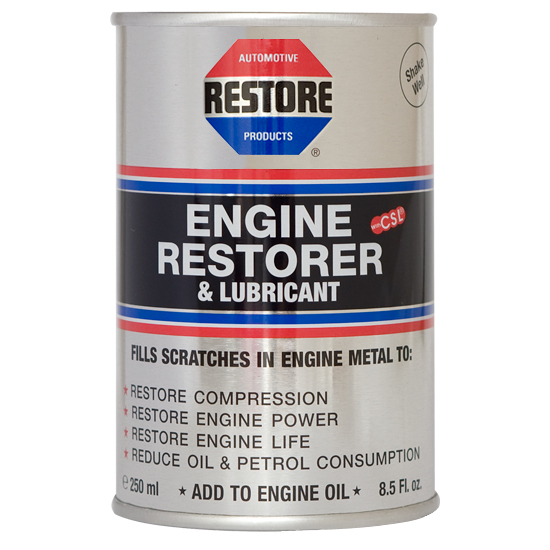 Ametech | Engine Restore | Oil Additive | Fuel Treatment | RX8 Hot Start | Blue smoke cure ...
