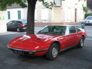 Maserati Indy 4.7 1972