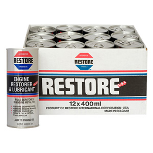 12_x_400ml_Ametech_Engine_Restore_Oil