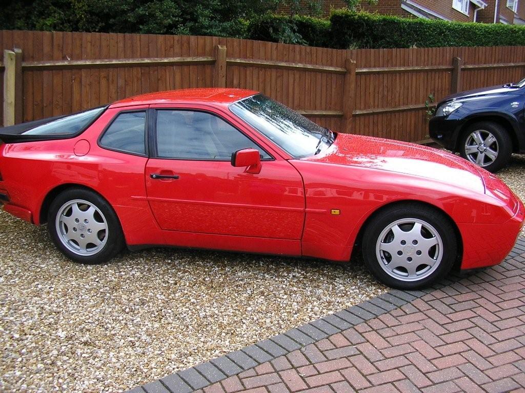 Porsche 944 S2 1989 offside
