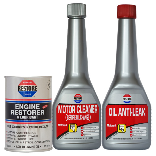 how to stop engine oil smell